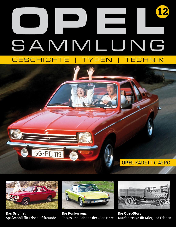 Opel-Sammlung – Ausgabe 12