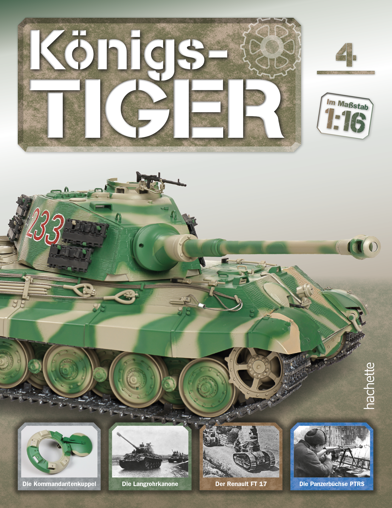 Königstiger – Ausgabe 004