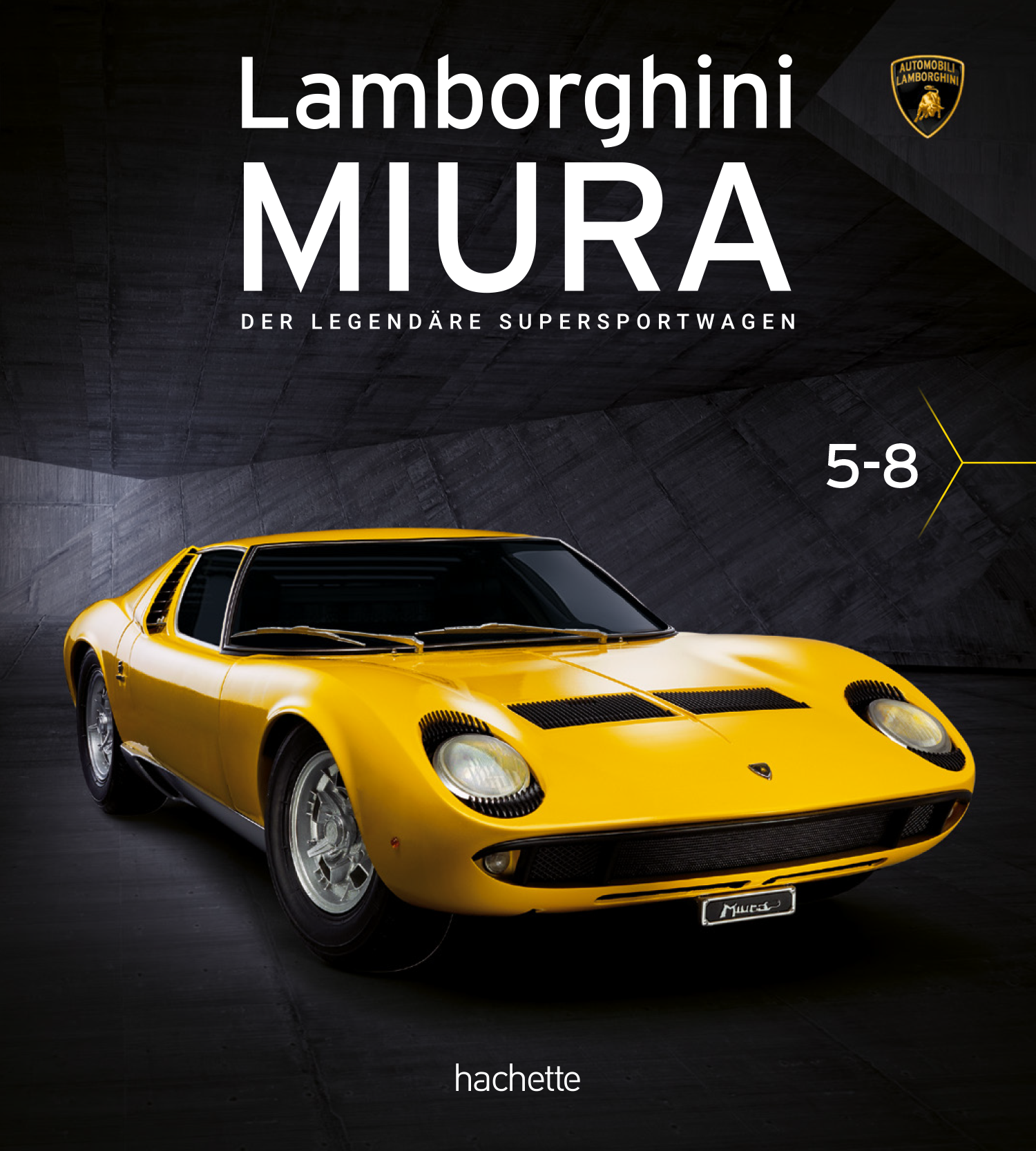 Lamborghini Miura – Lieferung 02
