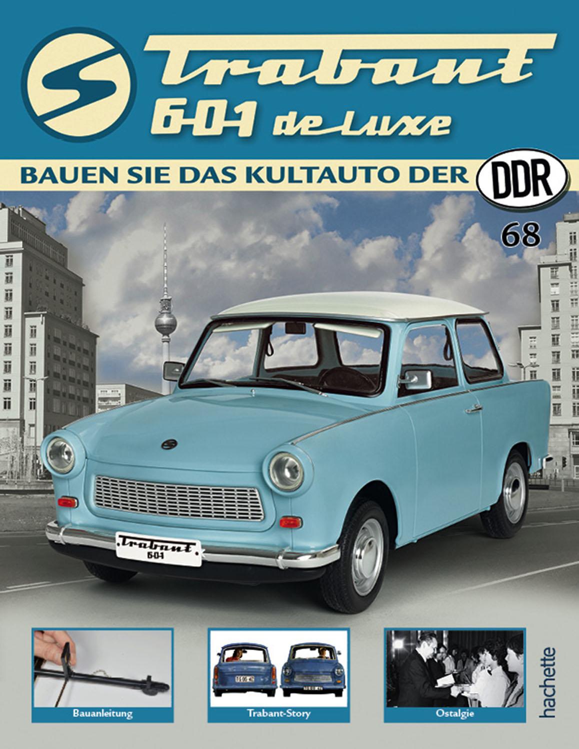 Trabant 601 de luxe – Ausgabe 068
