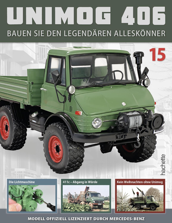 Unimog 406 – Ausgabe 015