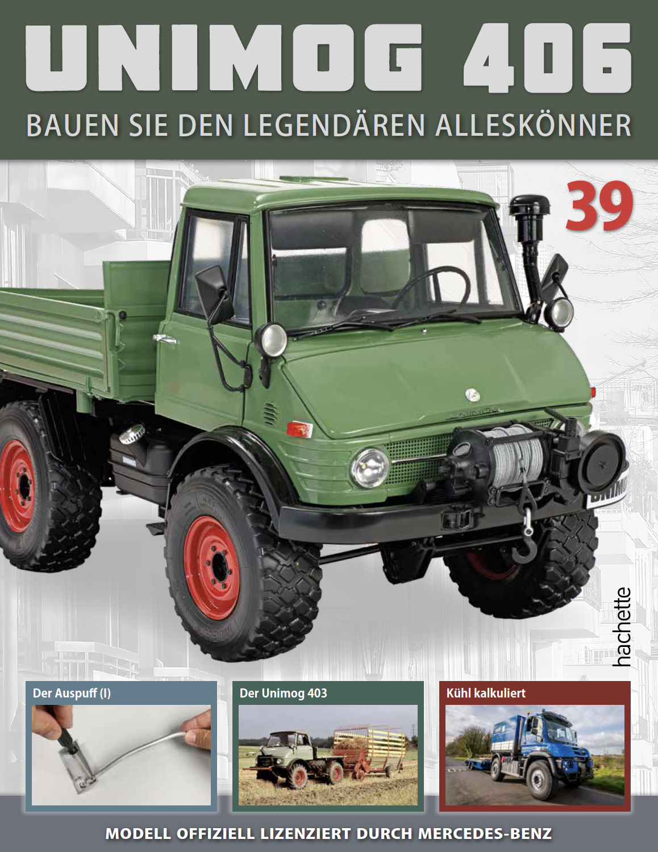 Unimog 406 – Ausgabe 039