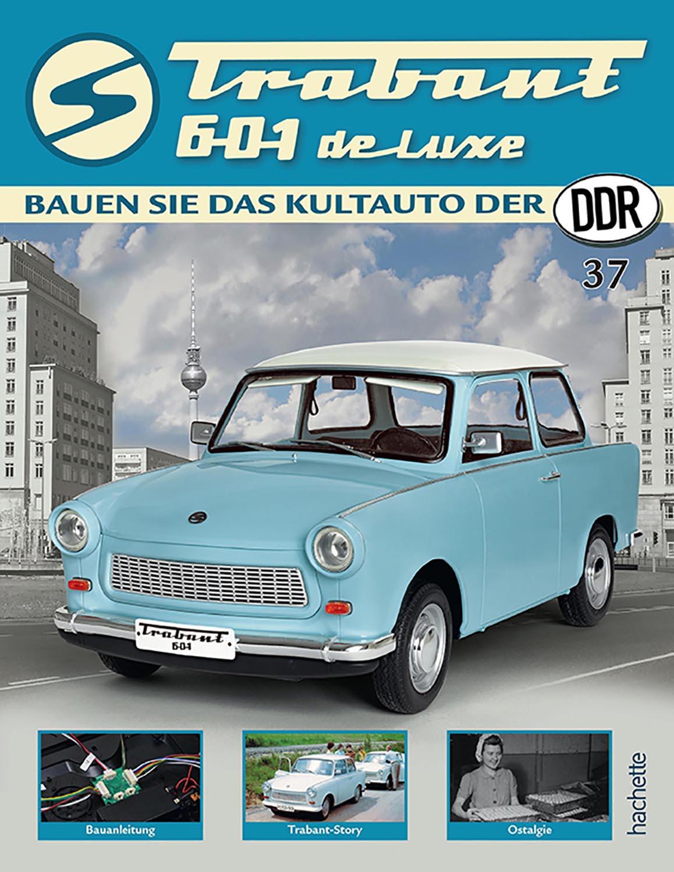 Trabant 601 de luxe – Ausgabe 037