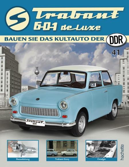 Trabant 601 de luxe - Ausgabe 041