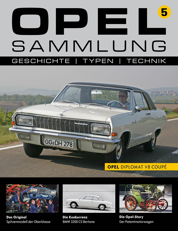 Opel-Sammlung – Ausgabe 05