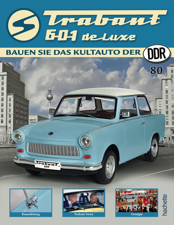Trabant 601 de luxe – Ausgabe 080