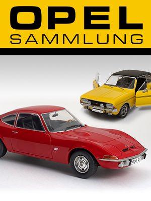 Opel Sammlung