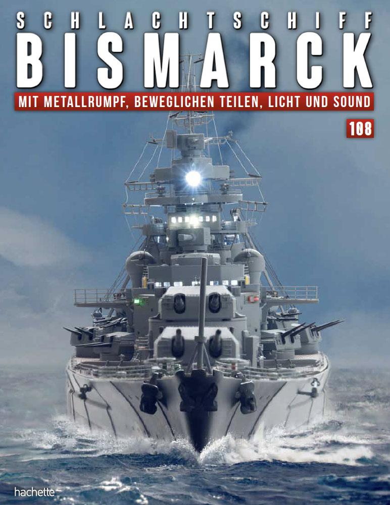 Schlachtschiff Bismarck – Ausgabe 108
