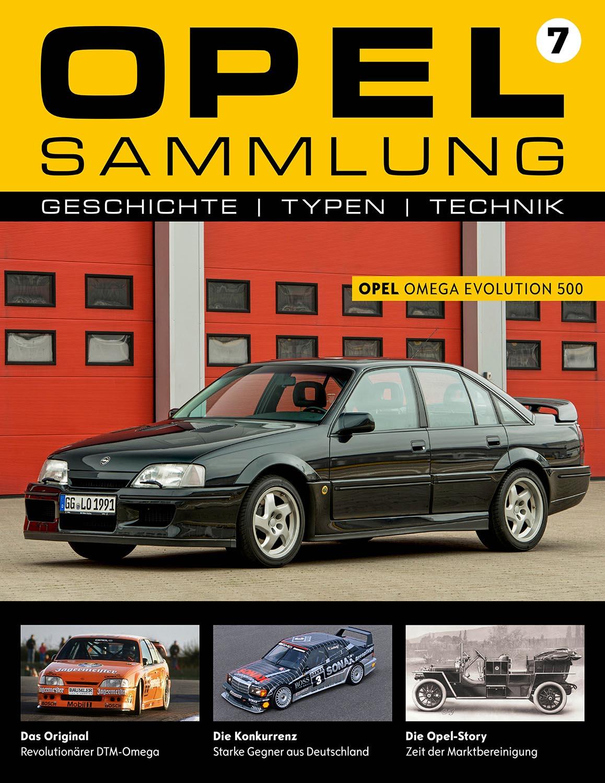 Opel-Sammlung – Ausgabe 07