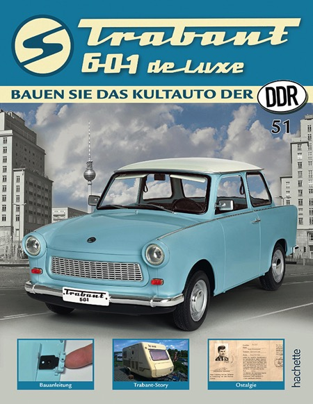 Trabant 601 de luxe – Ausgabe 051