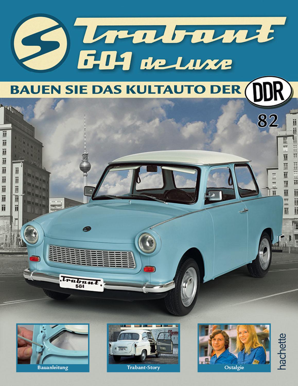 Trabant 601 de luxe – Ausgabe 082
