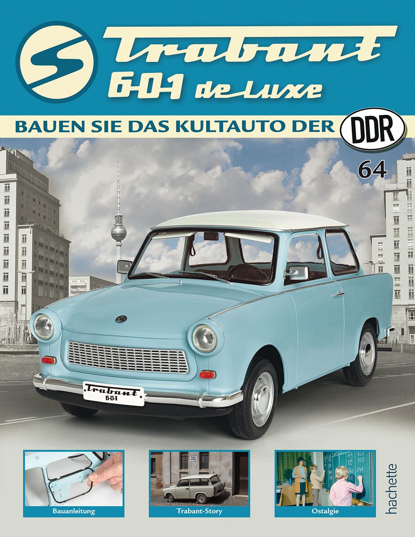 Trabant 601 de luxe – Ausgabe 064