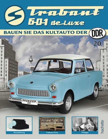 Trabant 601 de luxe – Ausgabe 020