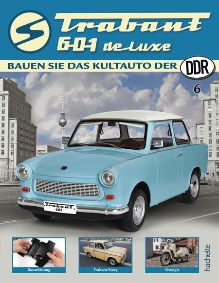 Trabant 601 de luxe – Ausgabe 006
