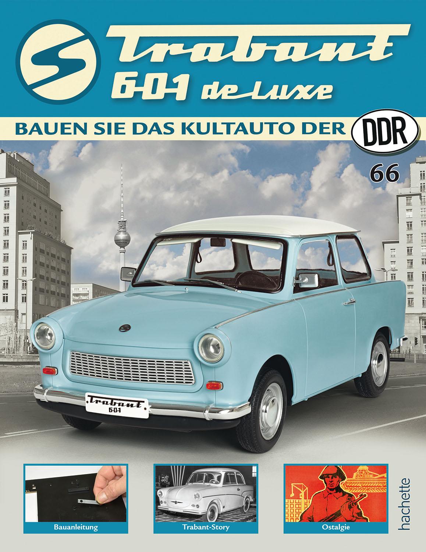 Trabant 601 de luxe – Ausgabe 066