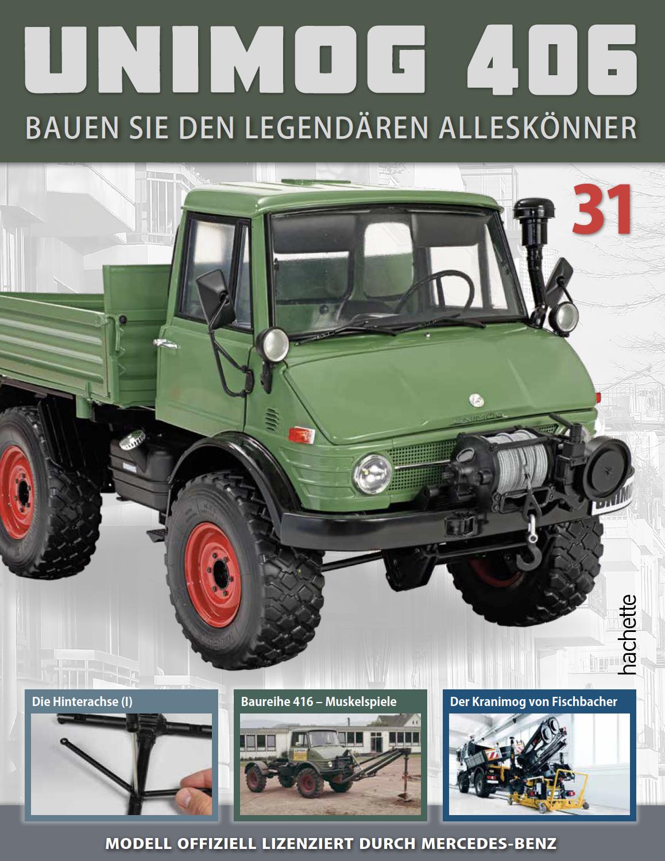 Unimog 406 – Ausgabe 031
