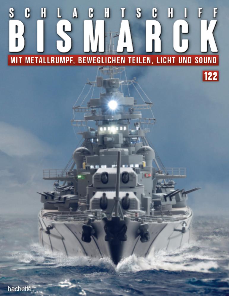 Schlachtschiff Bismarck – Ausgabe 122