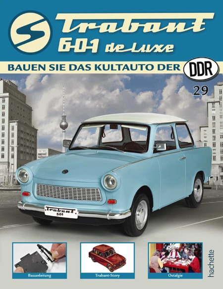 Trabant 601 de luxe – Ausgabe 029