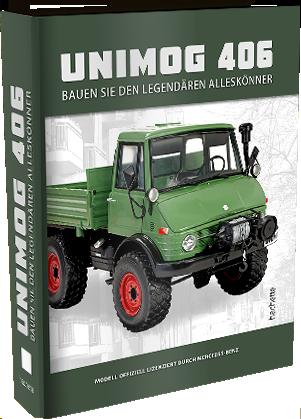 Unimog 406 - Sammelordner
