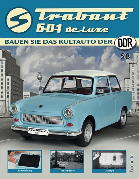 Trabant 601 de luxe – Ausgabe 058