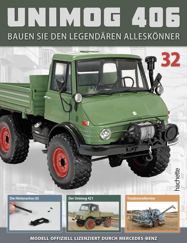 Unimog 406 – Ausgabe 032