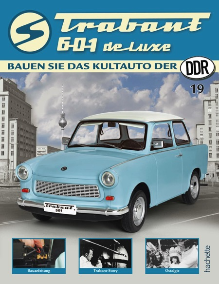 Trabant 601 de luxe – Ausgabe 019