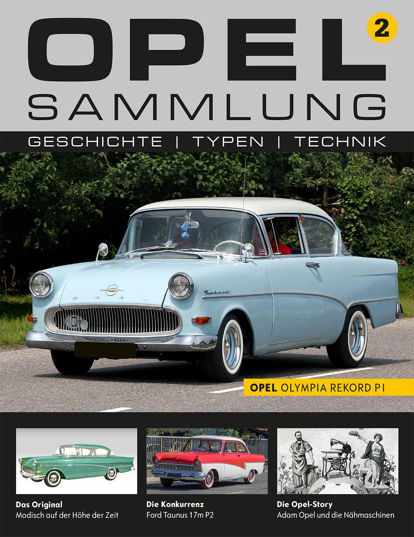 Opel-Sammlung – Ausgabe 02