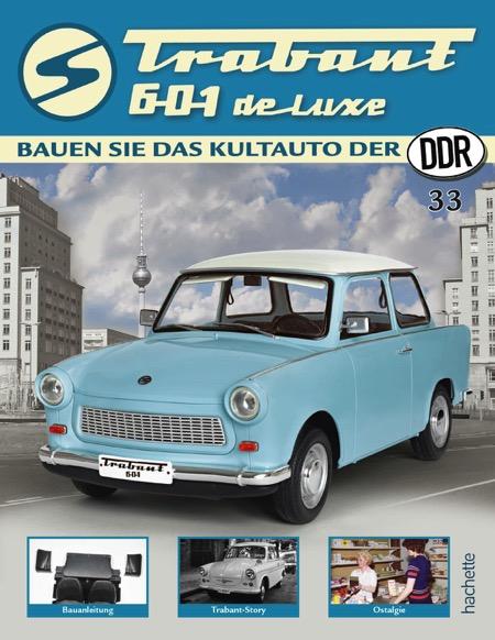 Trabant 601 de luxe - Ausgabe 033