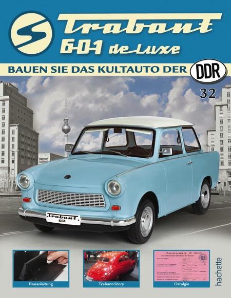 Trabant 601 de luxe – Ausgabe 032
