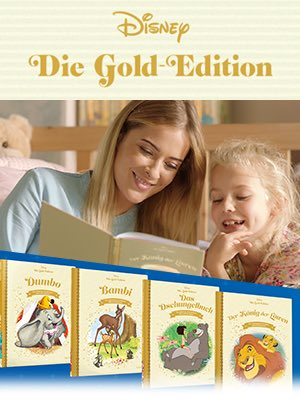 Disney – Die Gold-Edition