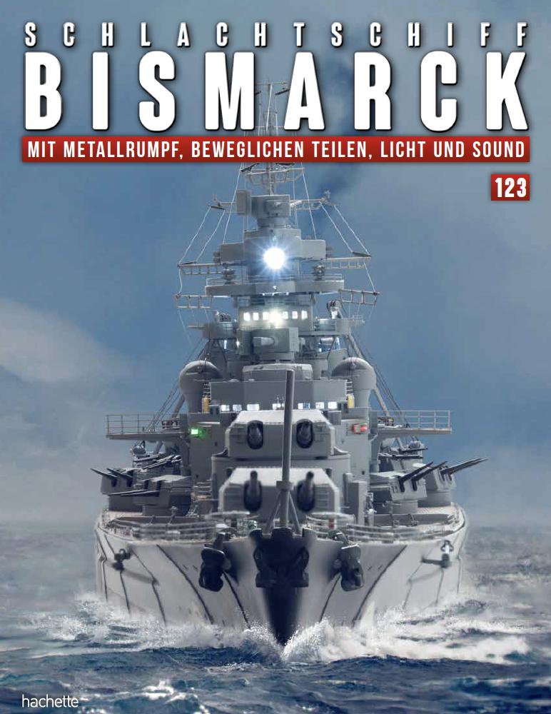 Schlachtschiff Bismarck – Ausgabe 123