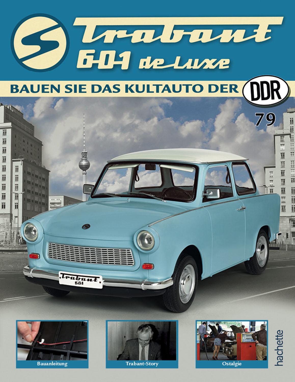 Trabant 601 de luxe – Ausgabe 079