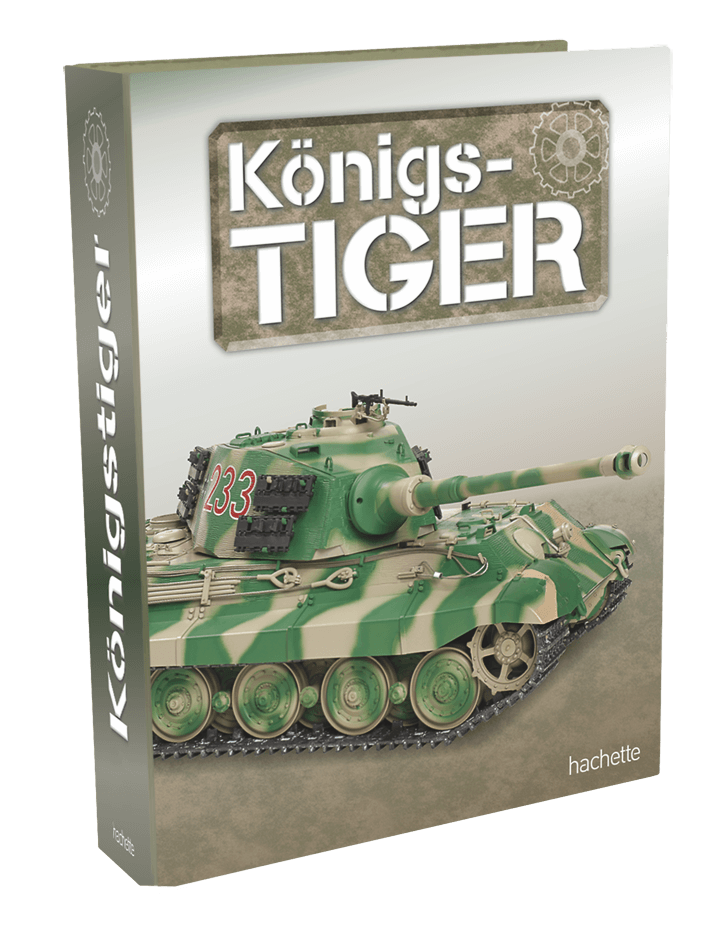 Königstiger – Sammelordner