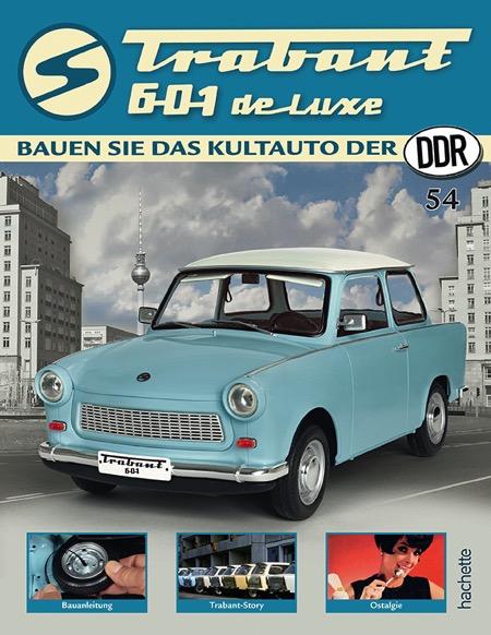 Trabant 601 de luxe – Ausgabe 054