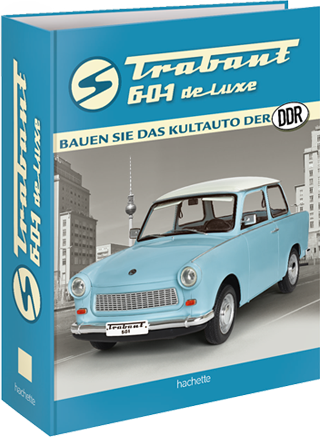 Trabant 601 de luxe – Sammelordner