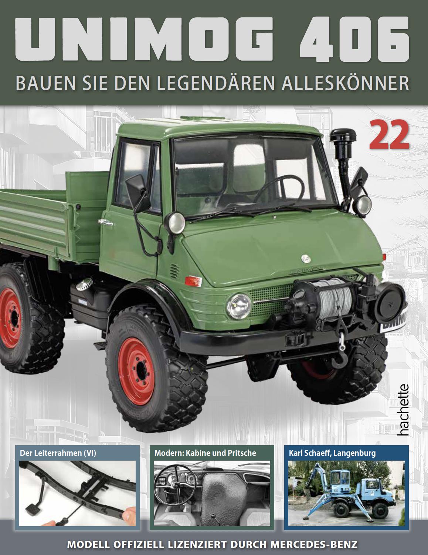 Unimog 406 – Ausgabe 022